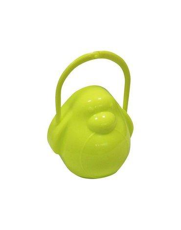 Poupy - Pojemnik na Smoczek Pingwin, Zielony, 0m+