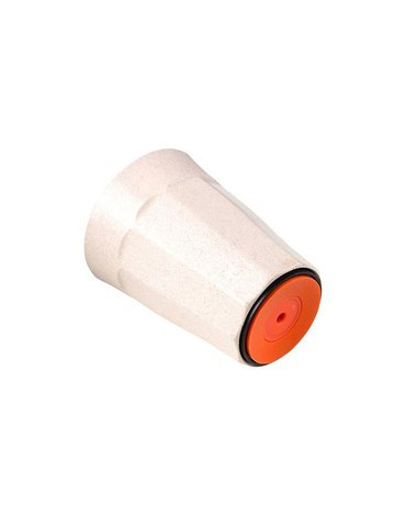 KIDodo - Nieprzewracalny Kubek z Przyssawką z Eko Plastiku, Beżowy, 12m+