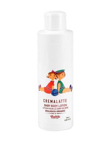 Bubble&CO - Organiczny Balsam Nawilżający do Ciała dla Dzieci, 100 ml, 0m+