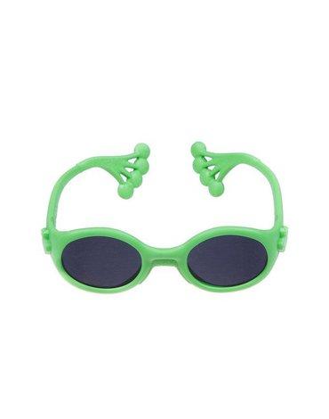 Animal Sunglasses - Okulary Przeciwsłoneczne dla Dzieci, Zielone, 6m+