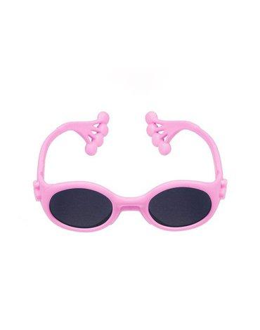 Animal Sunglasses - Okulary Przeciwsłoneczne dla Dzieci, Różowe, 6m+