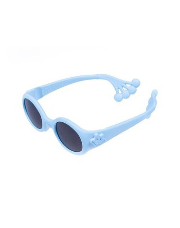 Animal Sunglasses - Okulary Przeciwsłoneczne dla Dzieci, Niebieskie, 6m+