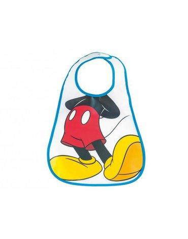 Lulabi - Śliniak Wodoodporny, Myszka Mickey, 4m+