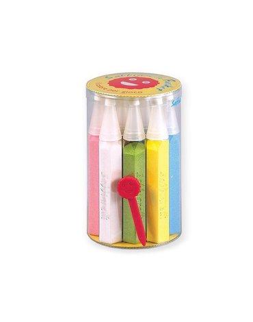 Sabbiarelli - Magiczny Piasek do Kolorowania, Zestaw 12 Kolorowych Pisaków, 3l+