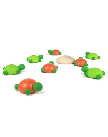 Milaniwood -  Żółwie, 4l+