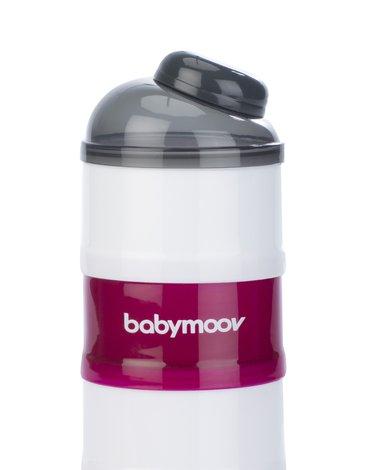 Babymoov Pojemniki do mleka w proszku- cherry A004212
