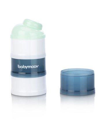 Babymoov Pojemniki do mleka w proszku- arctic blue A004213