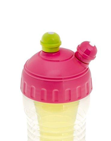 Brother Max butelka sportowa różowo-zielona na 2 napoje 71404PG2