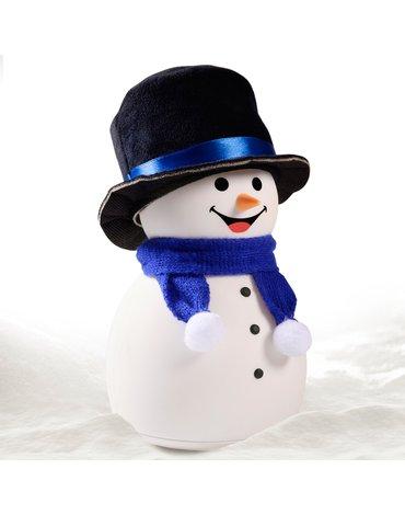 InnoGio Lampka Snowman Boy LJC-118