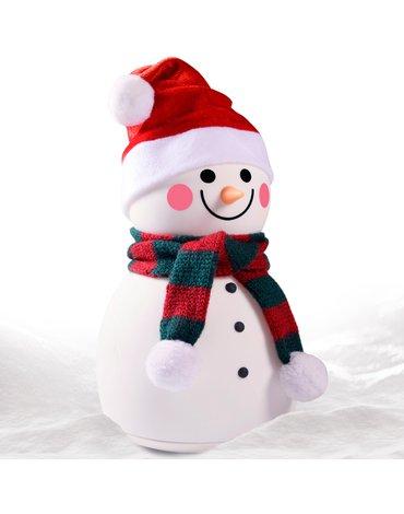 InnoGio Lampka Snowman Girl LJC-118-2