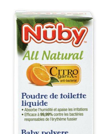 Nuby Puder w kremie dla niemowląt CG78012