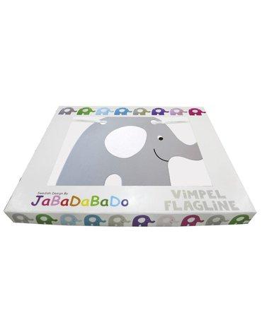 JaBaDaBaDo - Girlanda słonie