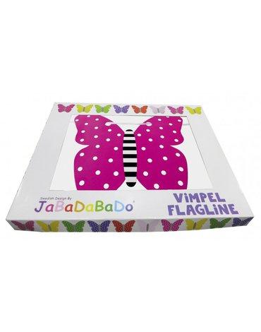JaBaDaBaDo - Girlanda motylki