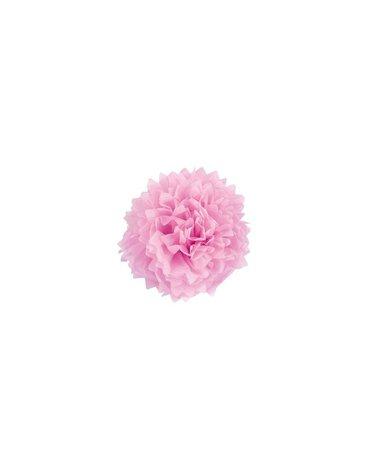 JaBaDaBaDo - Pompony papierowe różowe zestaw 4szt.