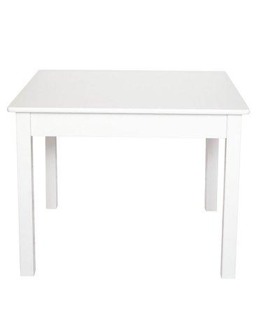 JaBaDaBaDo - Biały kwadratowy stolik