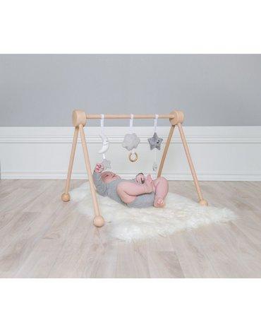 JaBaDaBaDo - Drewniany stojak edukacyjny -baby gym