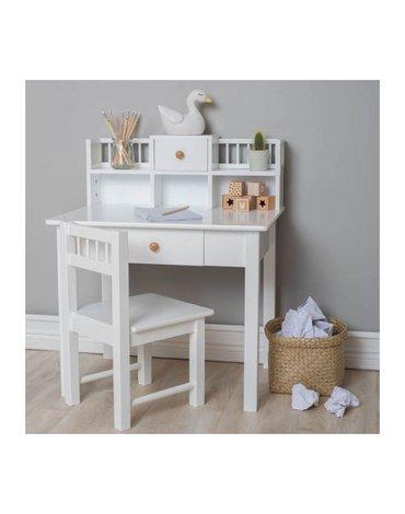 Drewniane biurko dziecięce Jabadabado