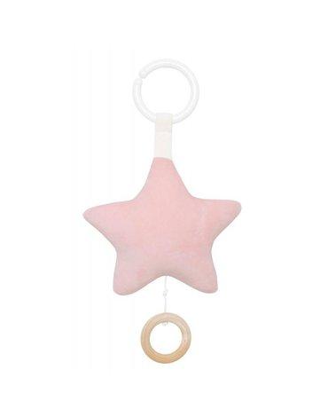 Pozytywka różowa gwiazdka JABADABADO
