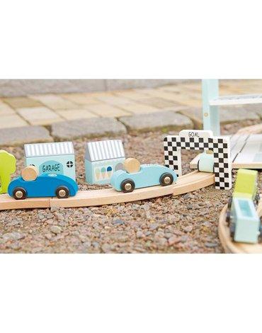 Drewniany tor wyścigowy z autami, Jabadabado JaBaDaBaDo