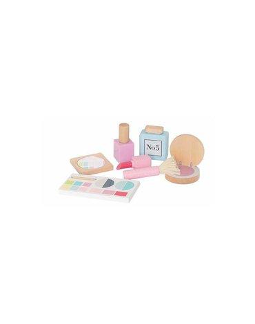Drewniane kosmetyki -kosmetyczka Jabadabado