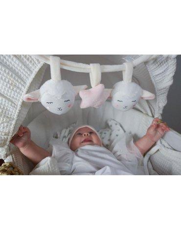 JaBaDaBaDo - Zawieszka do wóżka owieczka