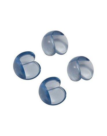 Poupy - Zabezpieczenia Narożnikowe Okrągłe, 6m+, 4 szt.