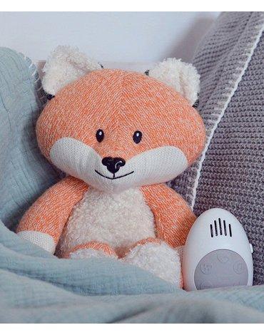 Flow Amsterdam - Uspokajający Lisek Robin the Fox, Pomarańczowy, 0m+