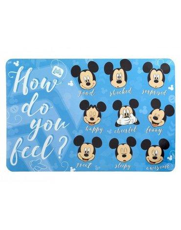Lulabi - Podkładka na Stół dla Dziecka, Myszka Mickey, 9m+
