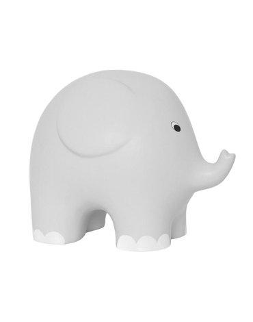 Duża skarbonka szary słoń, Jabadabado
