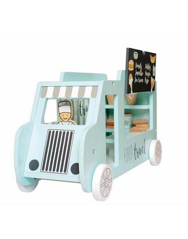 Food truck - furgonetka z jedzeniem, JABADABADO