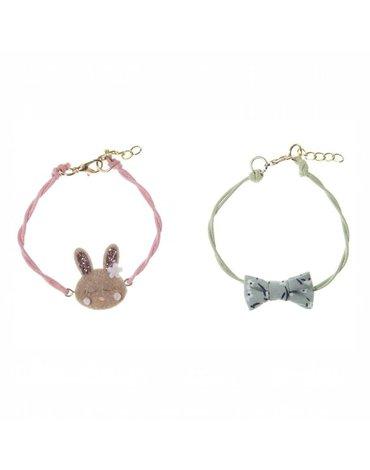 Rockahula Kids - bransoletki Rosie Rabbit