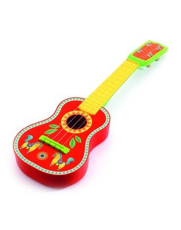 Djeco - Drewniana gitara Ukukl DJ06013