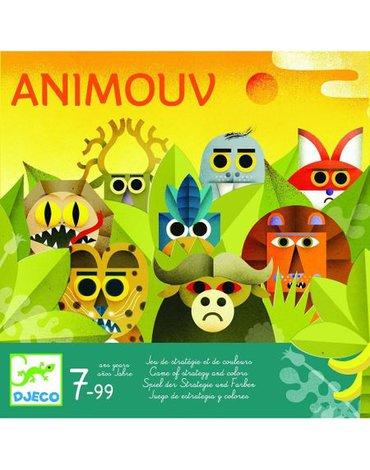 Djeco - Gra planszowa Animouv DJ08446