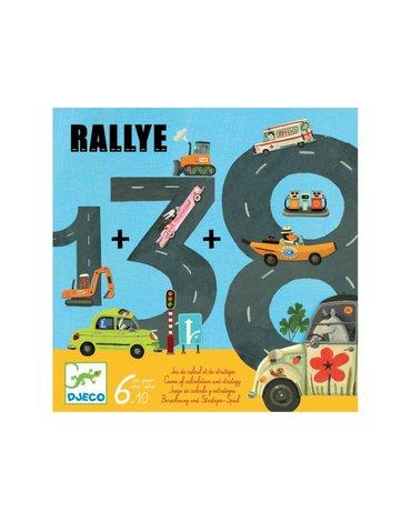 Djeco - Gra planszowa Rallye DJ08461