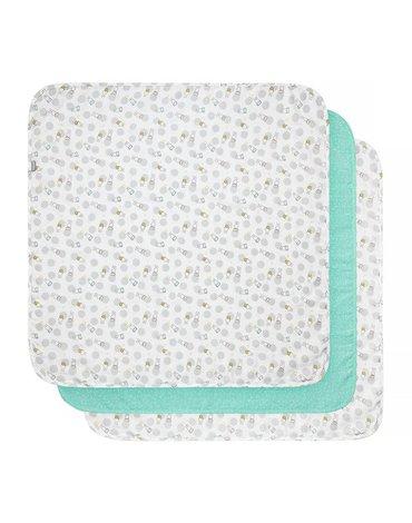 Bebe-Jou - bébé-jou Otulacze bambusowo-muślinowe 70 x 70 cm (3 szt.) Miffy 3051120