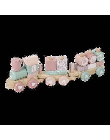 Little Dutch Pociąg Róż LD4479