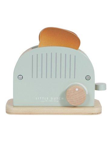 Little Dutch Toster z akcesoriami (10 sztuk) LD4461