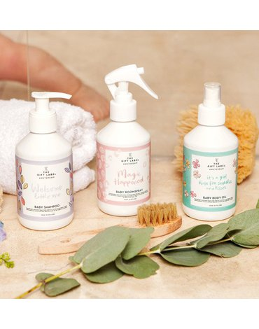 The Gift Label Wegański szampon dla dzieci Hi Baby 250 ml