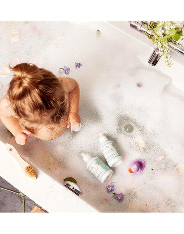 The Gift Label Wegański szampon dla dzieci Brand new Baby 250 ml