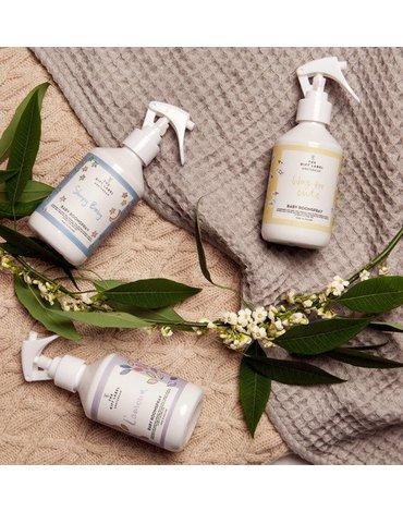 The Gift Label Wegański spray odświeżający do pomieszczeń Sleepy Baby 250 ml