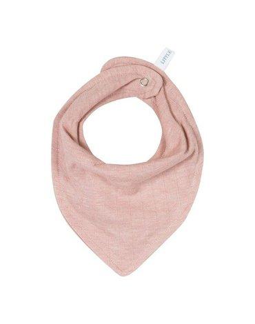 Little Dutch Apaszko-bandanka Pure pink TE50130150