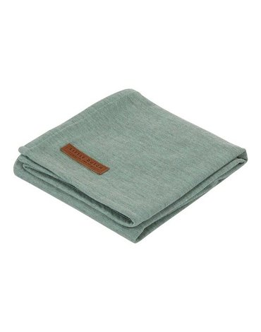 Little Dutch Otulacz 120 x 120 cm Pure mint TE50430110