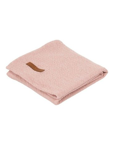 Little Dutch Otulacz 120 x 120 cm Pure pink TE50430150