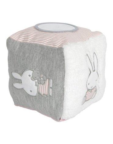 Tiamo Miffy Pink Babyrib Kostka sensoryczna  NIJN606