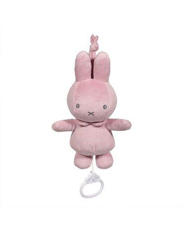 Tiamo Miffy Pink Babyrib Pozytywka NIJN608