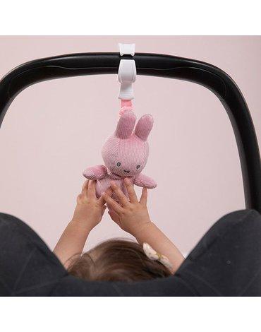 Tiamo Miffy Pink Babyrib Zawieszka wibrująca NIJN612