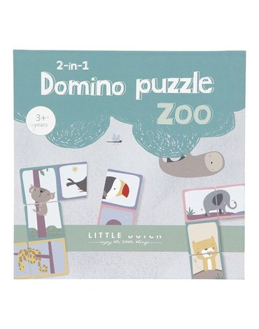 Little Dutch Domino Zoo LD4449