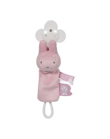Tiamo Zawieszka do smoczka Miffy Pink Babyrib NIJN613