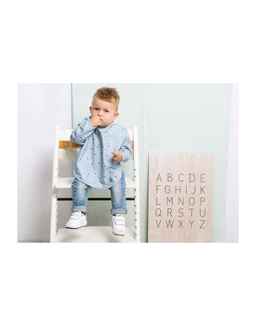 Bebe-Jou - bébé-jou Śliniak z długim rękawem Fabulous Hero 3058057