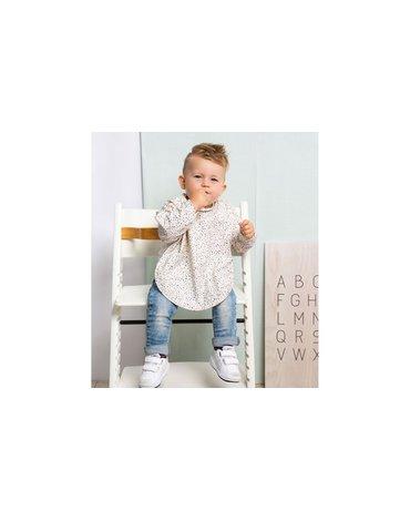 Bebe-Jou - bébé-jou Śliniak z długim rękawem Fabulous Dots 3058059